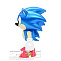 Sonic the Hedgehog Metallic Color (PVC)