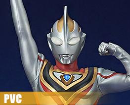 PV9714  Ultraman Gaia (PVC)