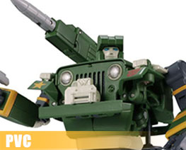 PV9125  MP-47 Hound (PVC)