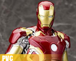 PV5393 1/6 Iron Man Mark 43 (PVC)