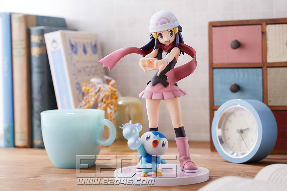 Dawn with Piplup (PVC)