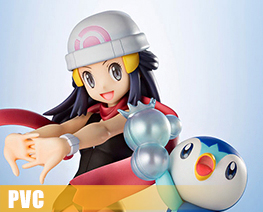 PV10022 1/8 Dawn with Piplup (PVC)