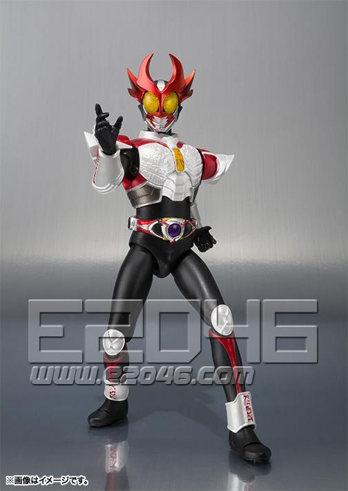 S.H.Figuarts Kamen Rider Agito Shining Form (PVC)