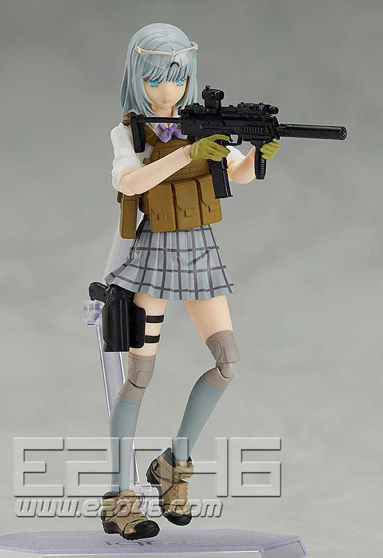 figma Shiina Rikka Summer School Uniform Version (PVC)