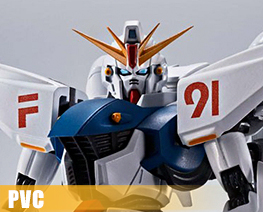 PV10142  Gundam F91 Evolution-spec (PVC)
