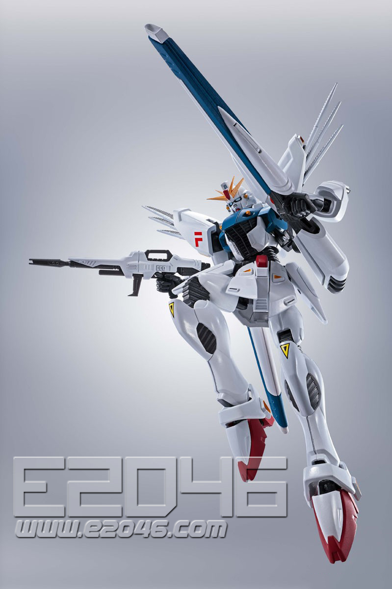 Gundam F91 Evolution-spec (PVC)