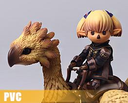 PV11434  Bring Arts Shantotto & Chocobo (PVC)