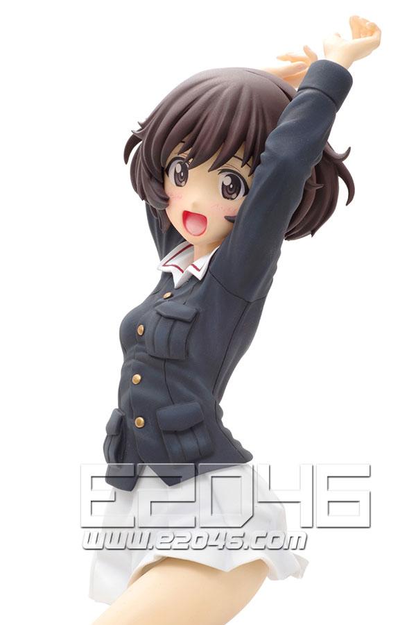 Yukari Akiyama Panzer Jacket Version (PVC)