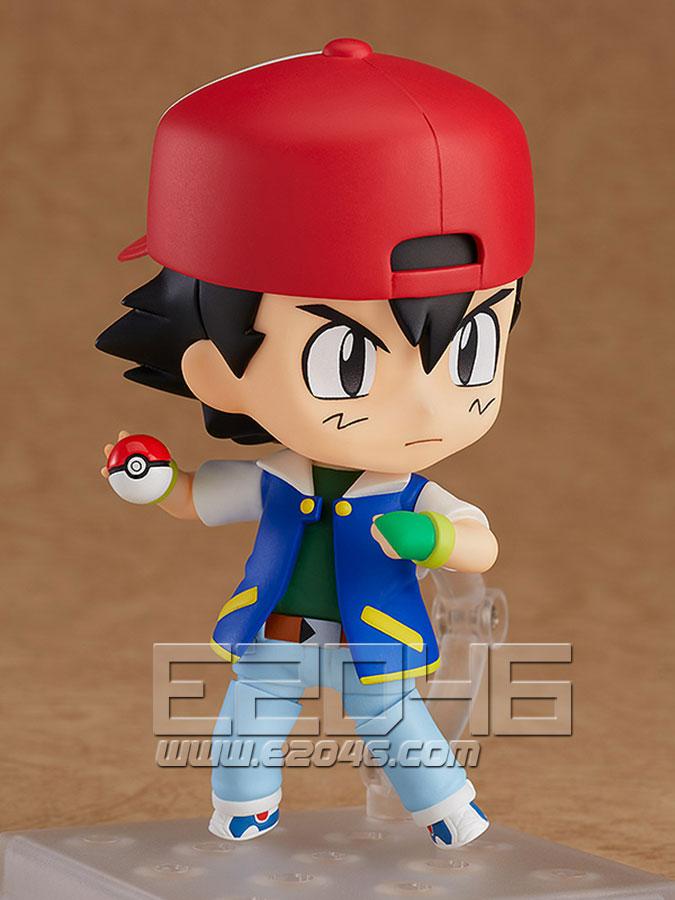Nendoroid Ash & Pikachu (PVC)