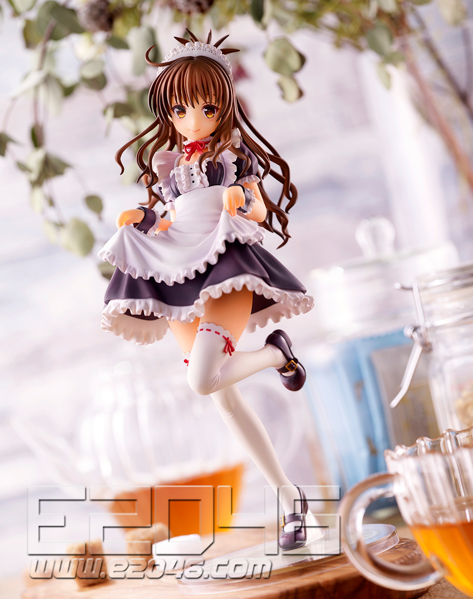 Yuki Mikan Maid Style (PVC)