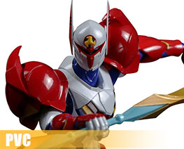 PV7452  Tekkaman Fighting Gear Version (PVC)