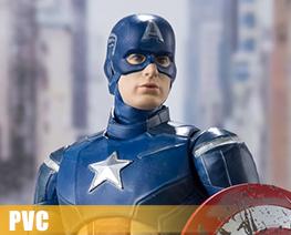 PV11533  Captain America (PVC)