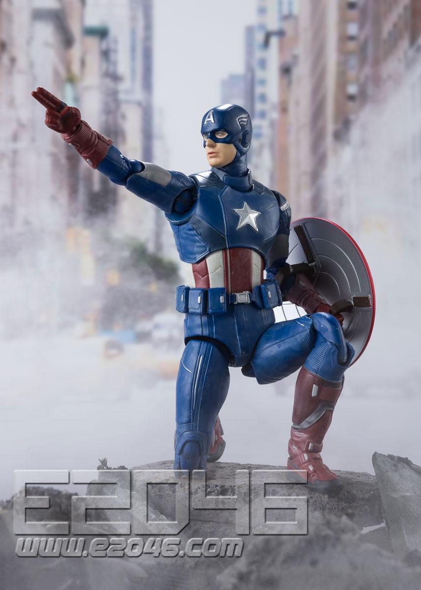 Captain America (PVC)