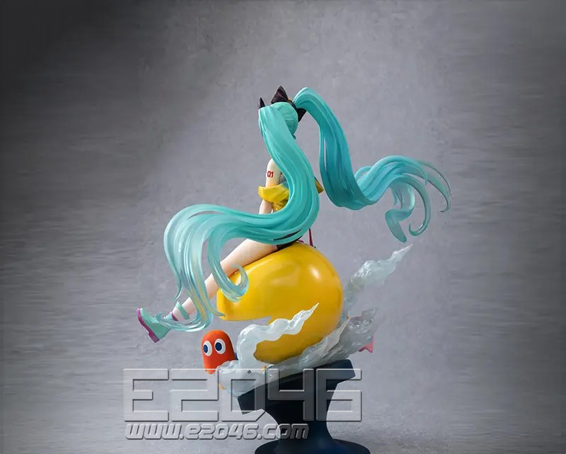Hatsune Miku Pac-Man Version (PVC)