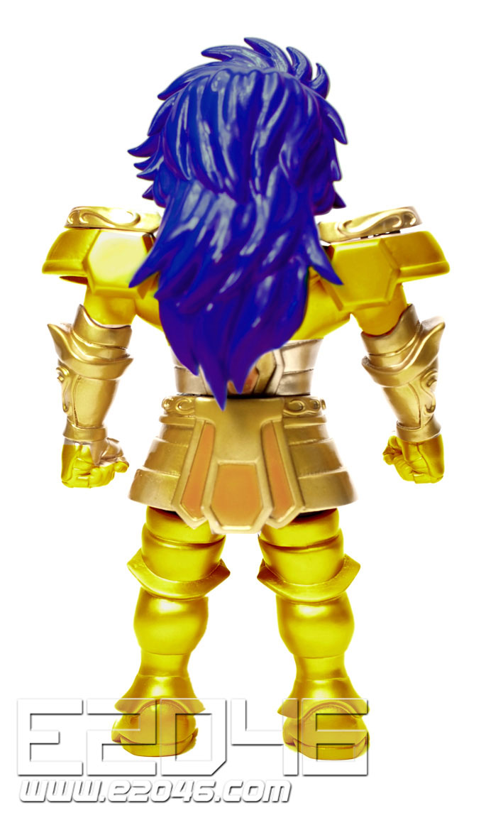 Gemini Saga No Mask Version (PVC)