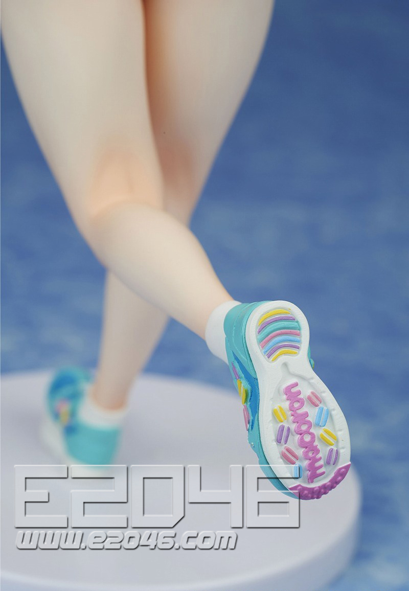Super Sonico Jogging Version (PVC)