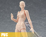 PV6250  Figma she flesh color Version (PVC)