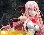 PV7201 1/7 Megurine Luka Temptation Version (PVC)
