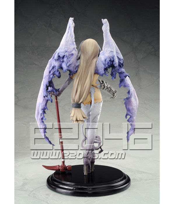 Diabolus Unglate White Version (PVC)