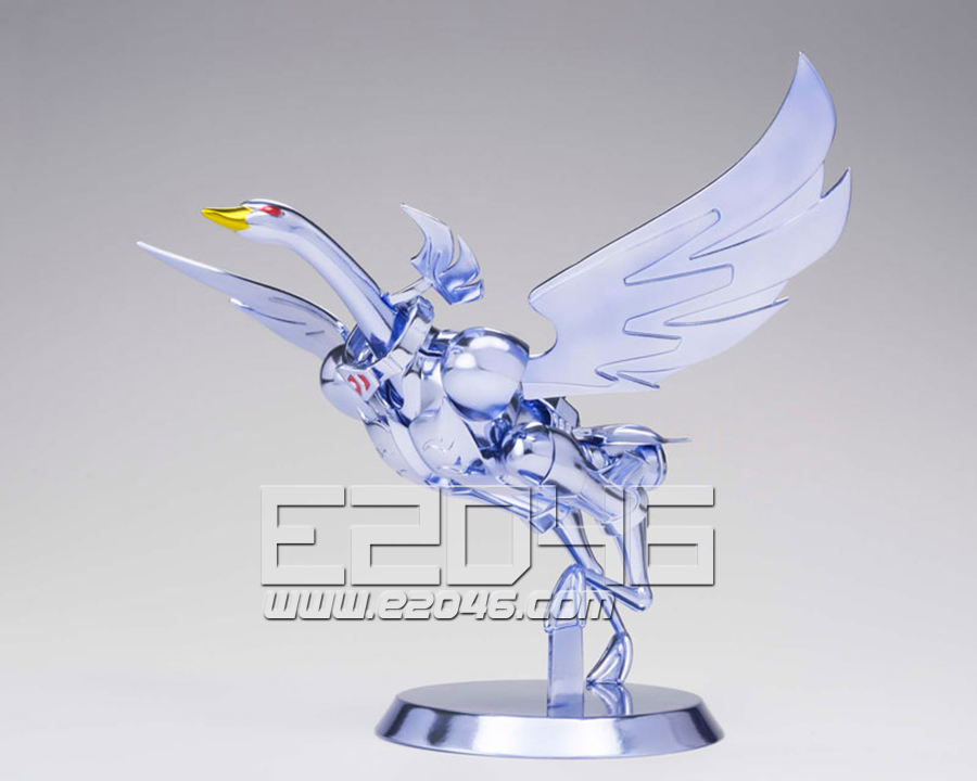 Saint Cloth Myth EX Cygnus Hyoga New Bronze Cloth (PVC)