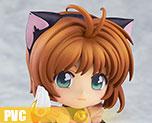 PV6381 SD Nendoroid Kinomoto Sakura Kuroneko Maid Co-de (PVC)