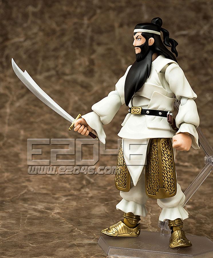 Figma Guan Yu (PVC)