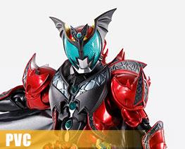 PV12073  假面騎士Dark Kiva (PVC)