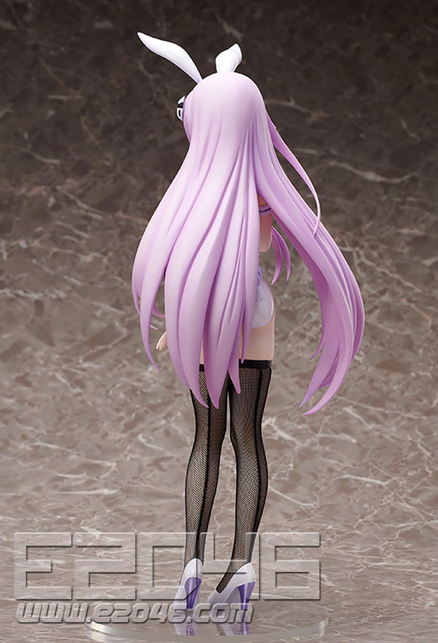 紫红妹妹兔女郎版 (PVC)