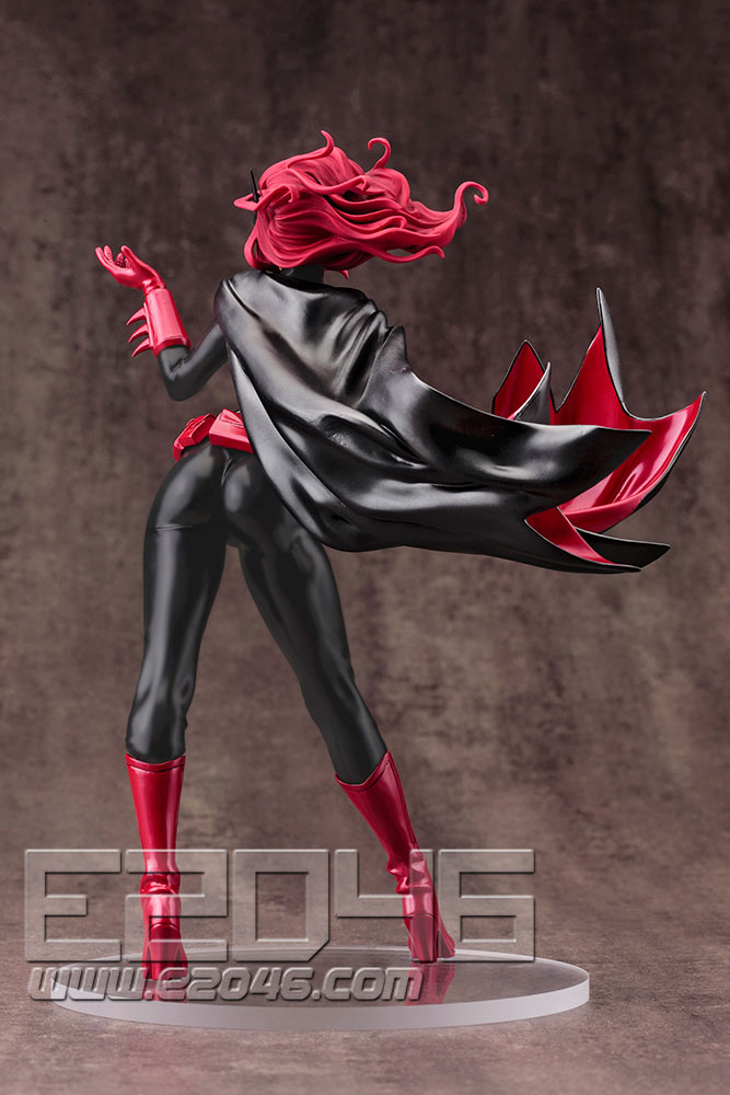 Batwoman 2nd Version (PVC)