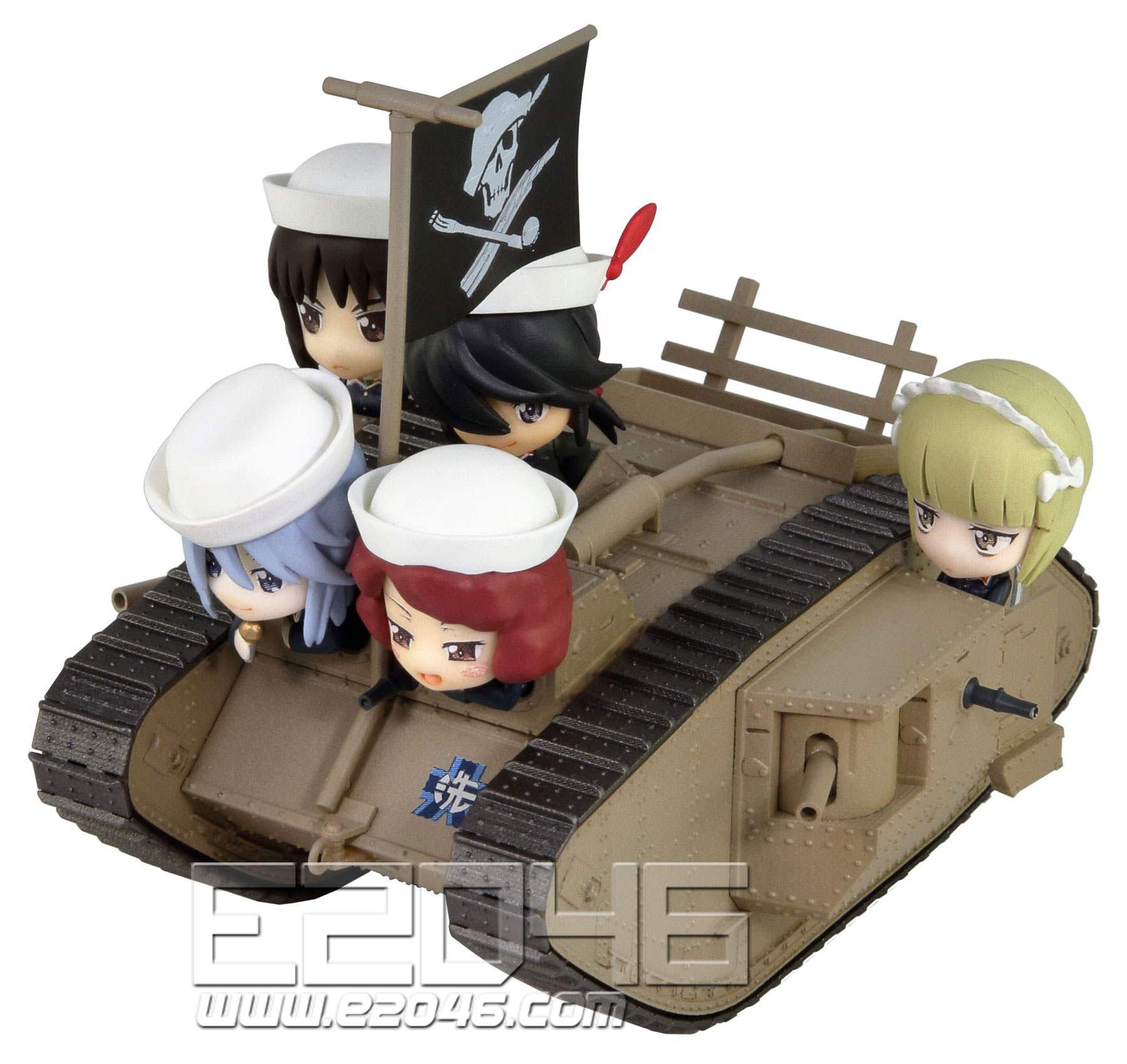 Mk.IV Tank Ending Version (PVC)