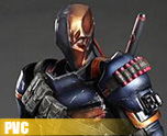 PV4548  Deathstroke Arkham Origins Version (PVC)
