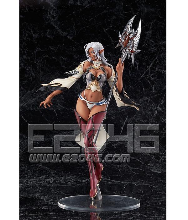 Dark Elf Brown Skin Version (PVC)