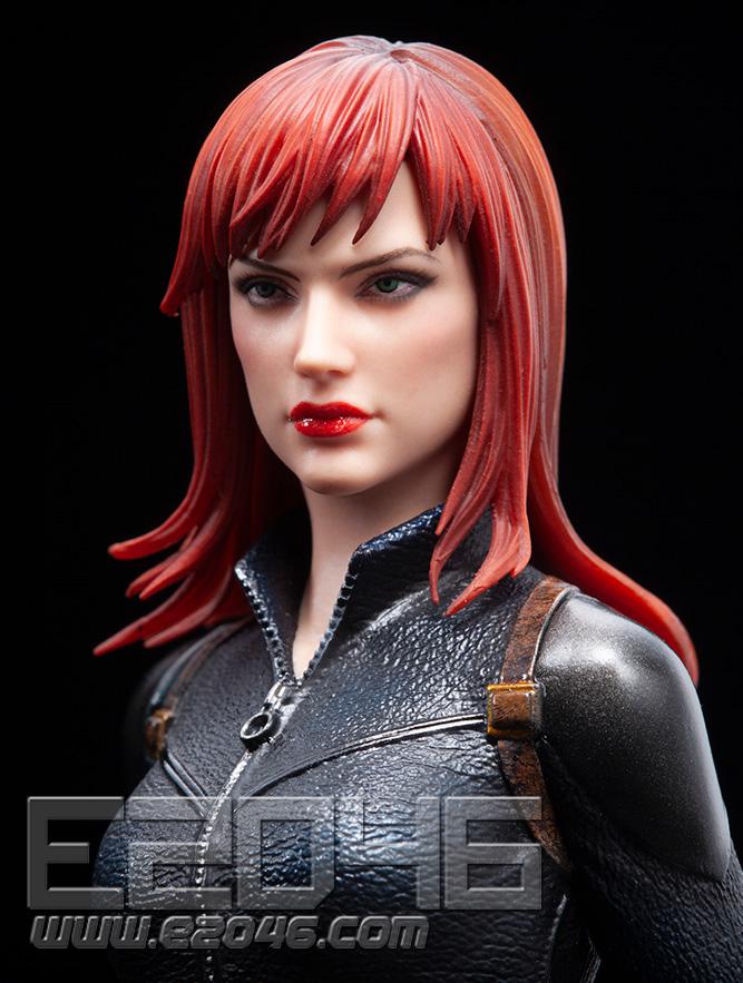 Black Widow (PVC)