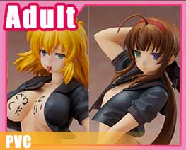 PV7865 1/10 Ryobi x Ryona Bare Skin Sailor Uniform Version (PVC)