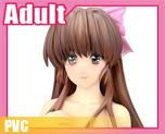 PV5034 1/6 Hatakeyama Reiko Pink Stripe Shorts version (PVC)