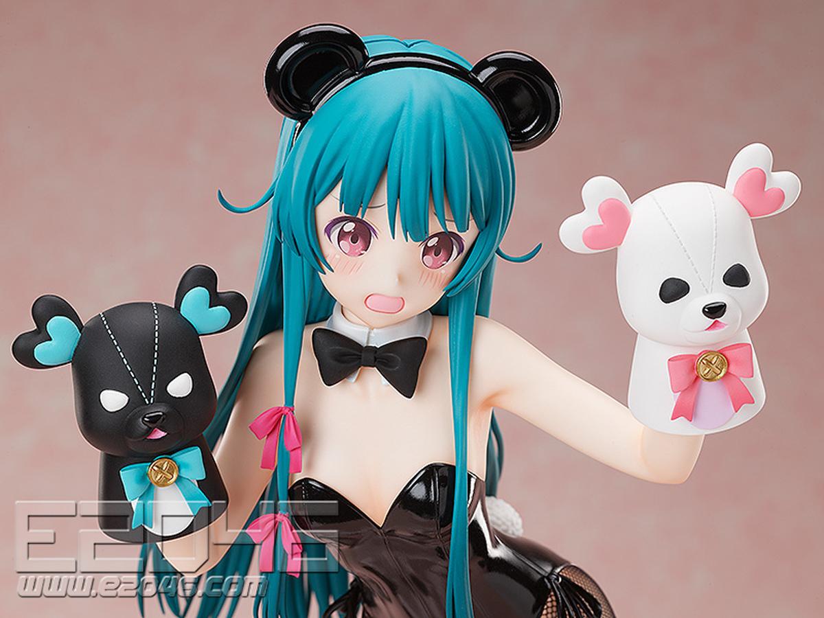 Yuna Bear Suit Version (PVC)