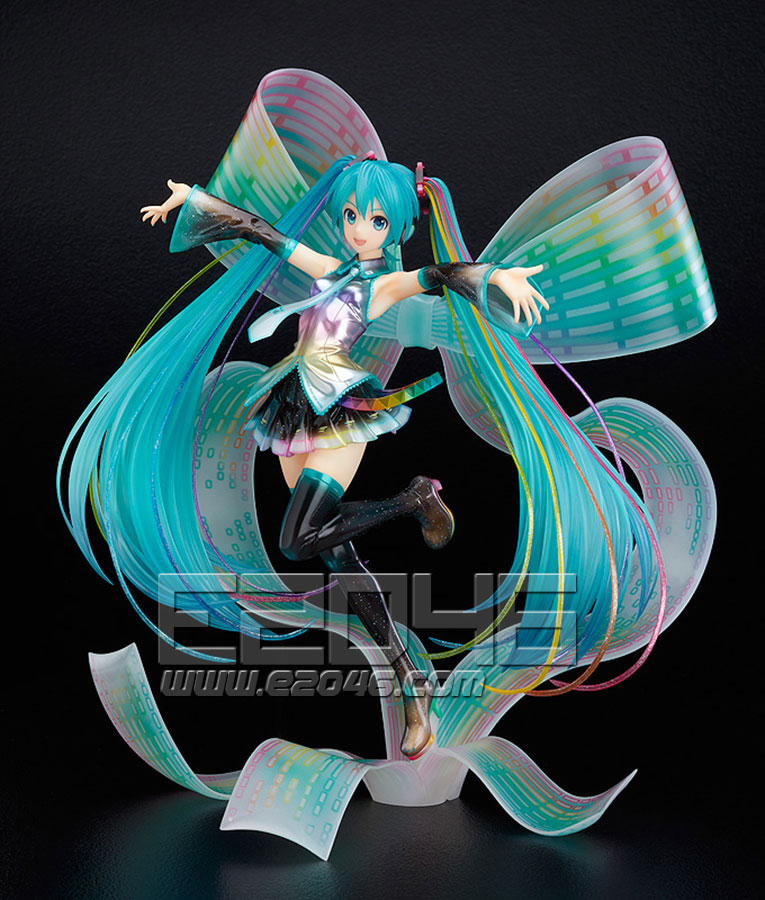 Hatsune Miku: 10th Anniversary Version Memorial Box (PVC)