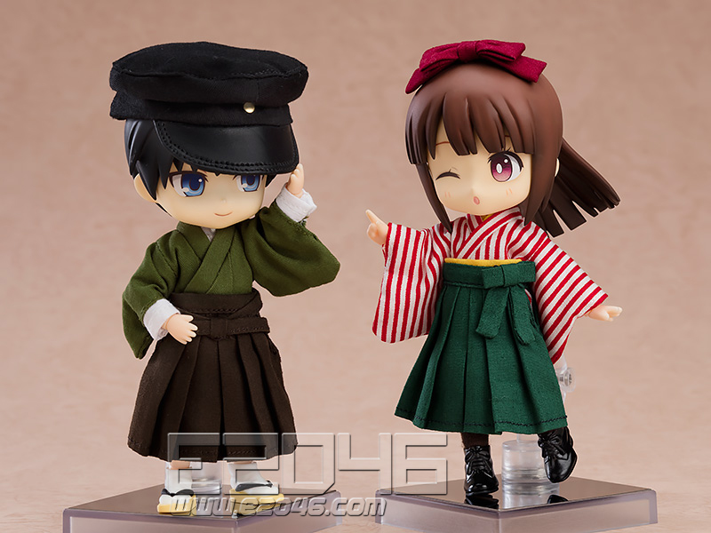 Nendoroid Doll Clothes Set Syosei kun (PVC)
