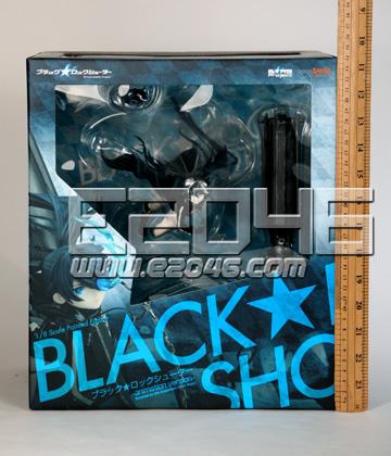 Black Rock Shooter Animation Ver. (PVC)