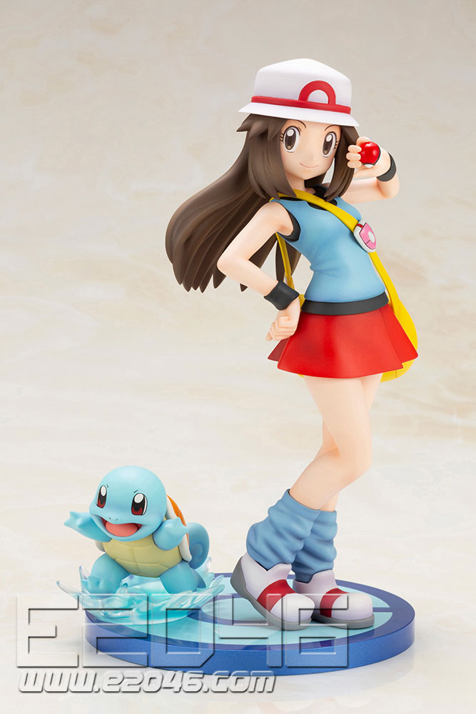 Leaf with Squirtle (PVC)