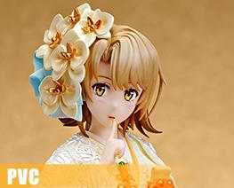 PV10625 1/7 Isshiki Iroha Shiromuku Version (PVC)