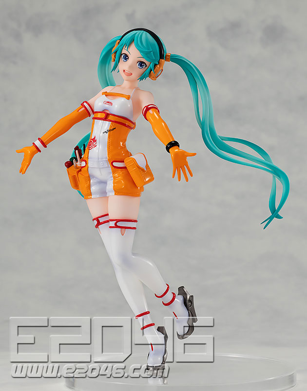 Miku GT Project Racing Miku 2010 Version (PVC)