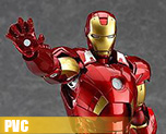 PV4515  Figma Iron Man Mark VII (PVC)