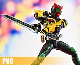 PV10353  Kamen Rider OOO TaToBa Combo (PVC)