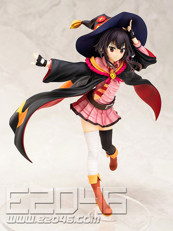 Megumin School Uniform Version (PVC)
