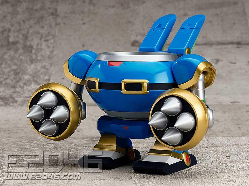 Nendoroid 骑乘装甲飞兔号 (PVC)
