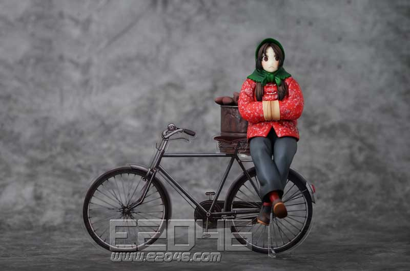 Feng Baobao Winter Baked Sweet Potato Version (PVC)