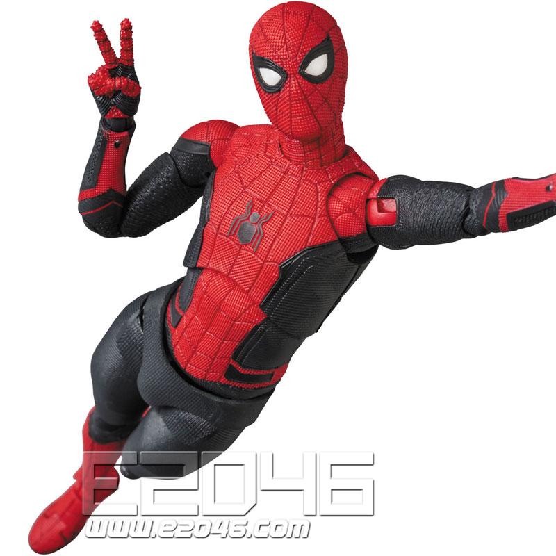 蜘蛛俠升級版套裝 (PVC)