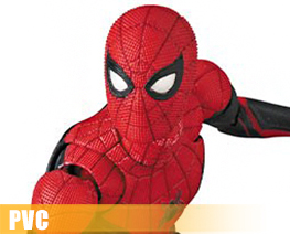 PV9889  Spider Man Upgraded Suit (PVC)