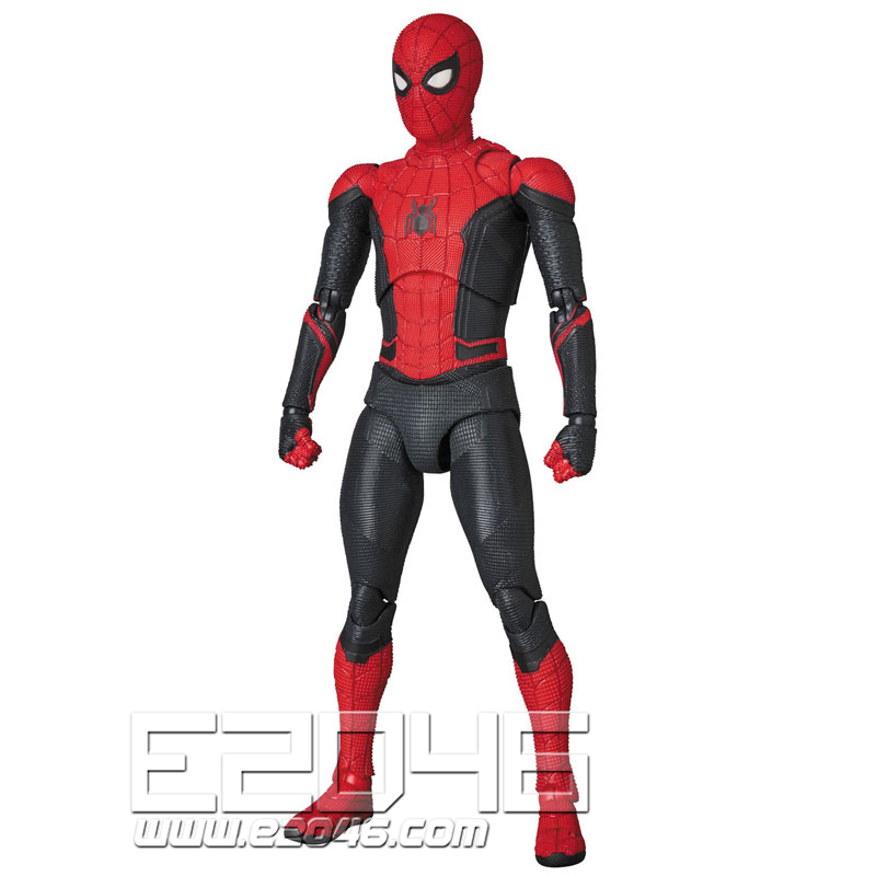 Spider Man Upgraded Suit (PVC)